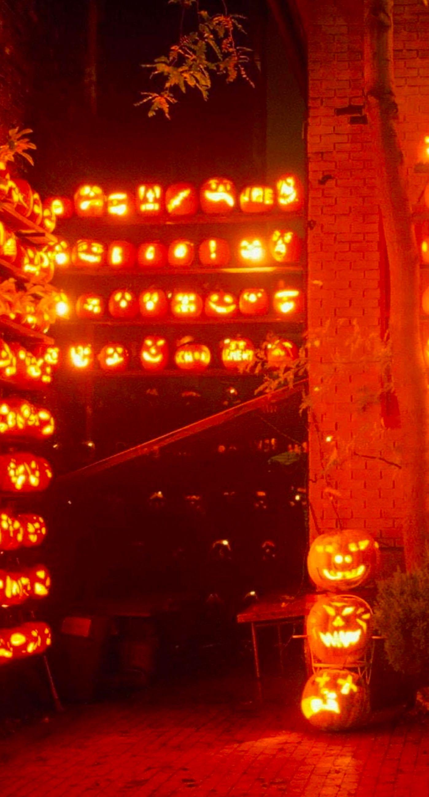 Halloween Red Wallpaper Sc Iphone8plus