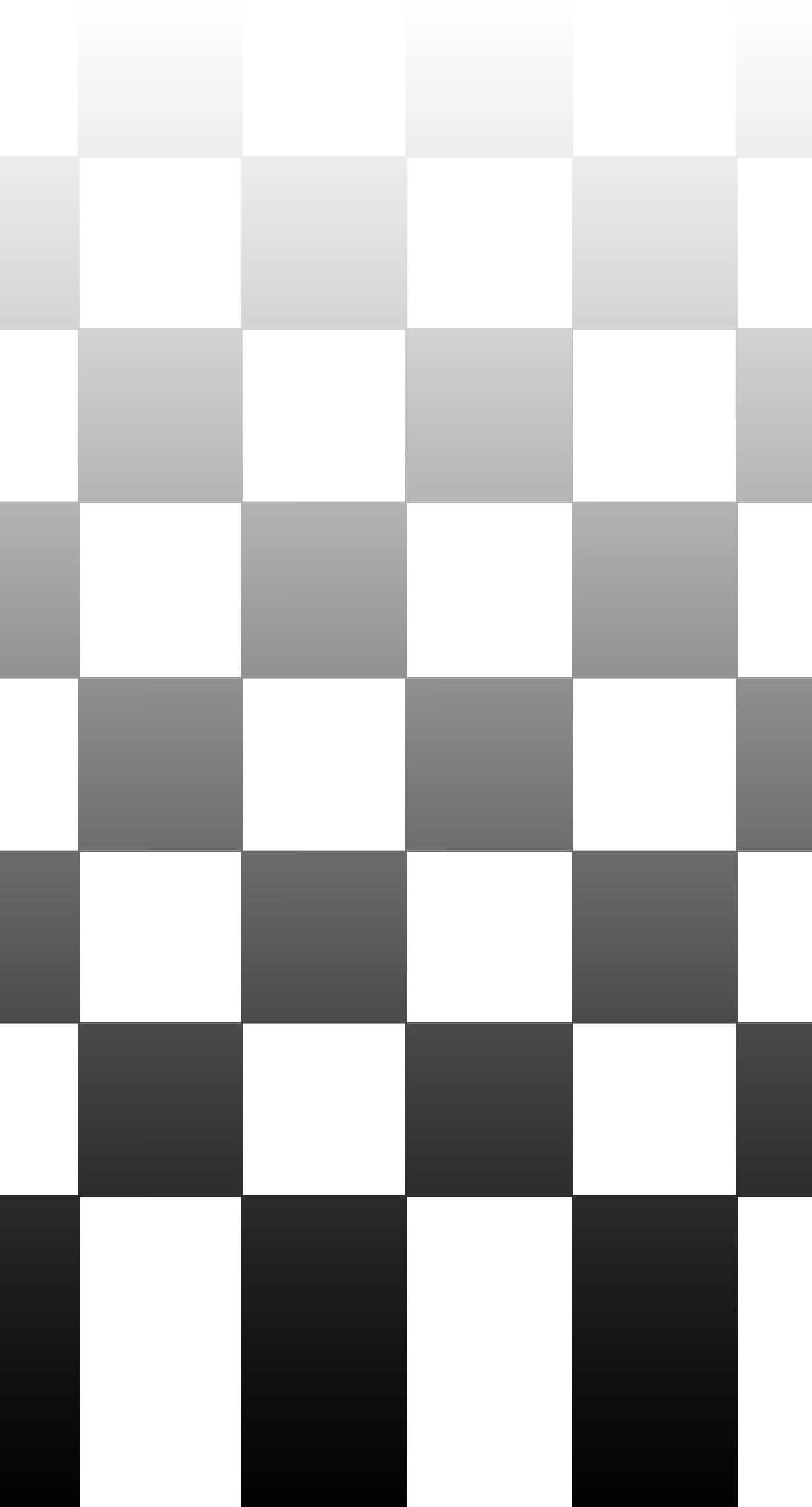 Black And White Checkered Gradient Shelf Wallpaper Sc