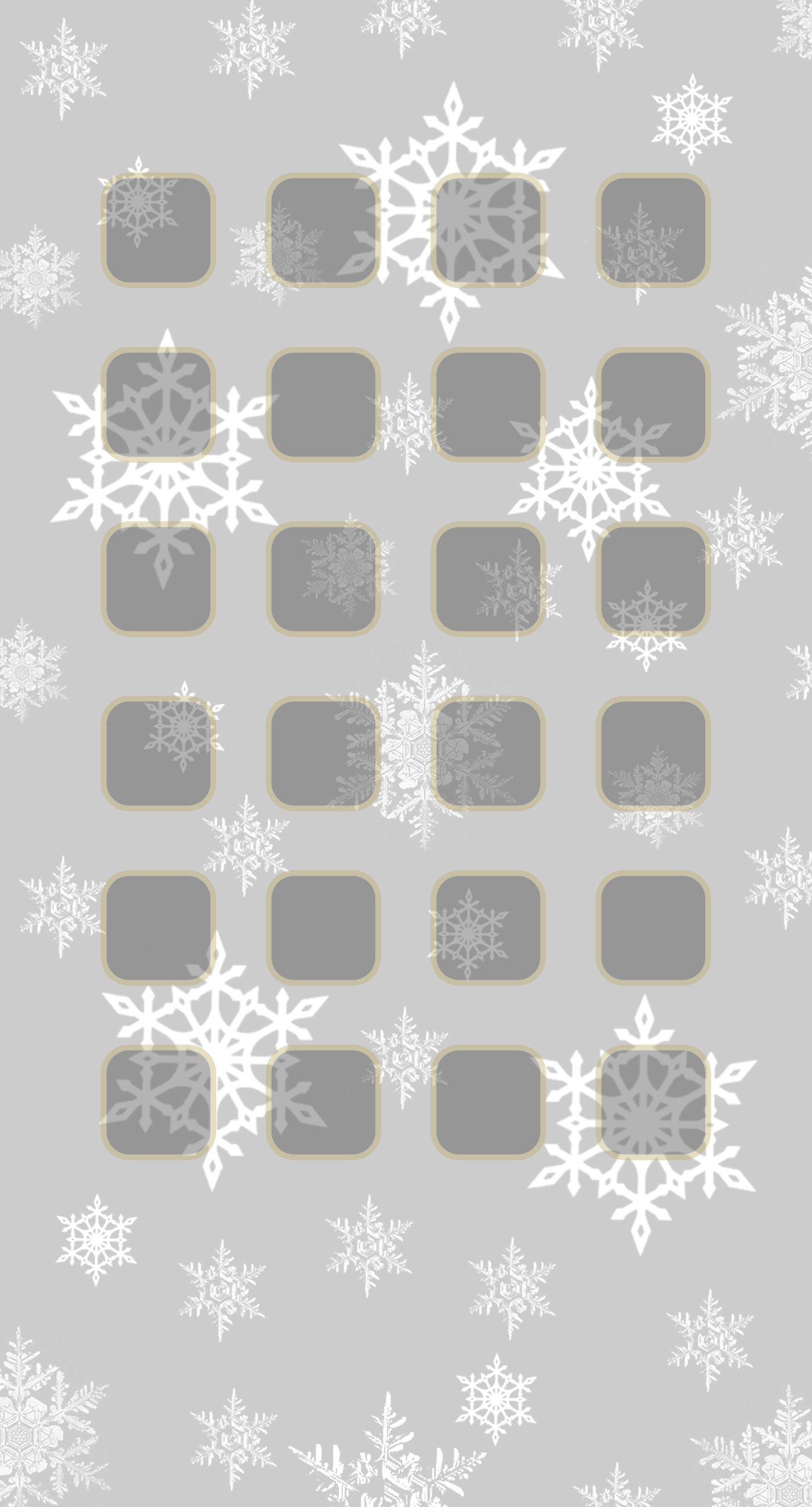 Christmas silver shelf | wallpaper.sc iPhone8Plus