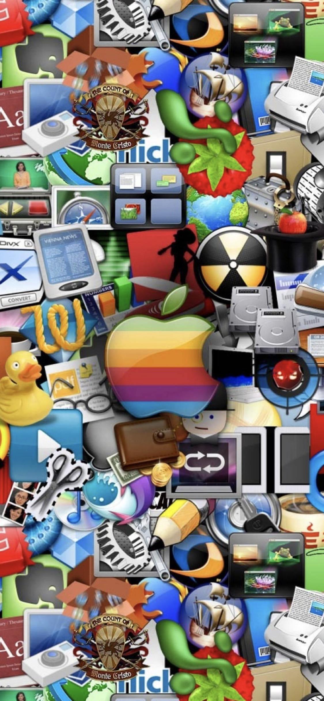 Apple Icon Wallpaper Sc Iphonexs