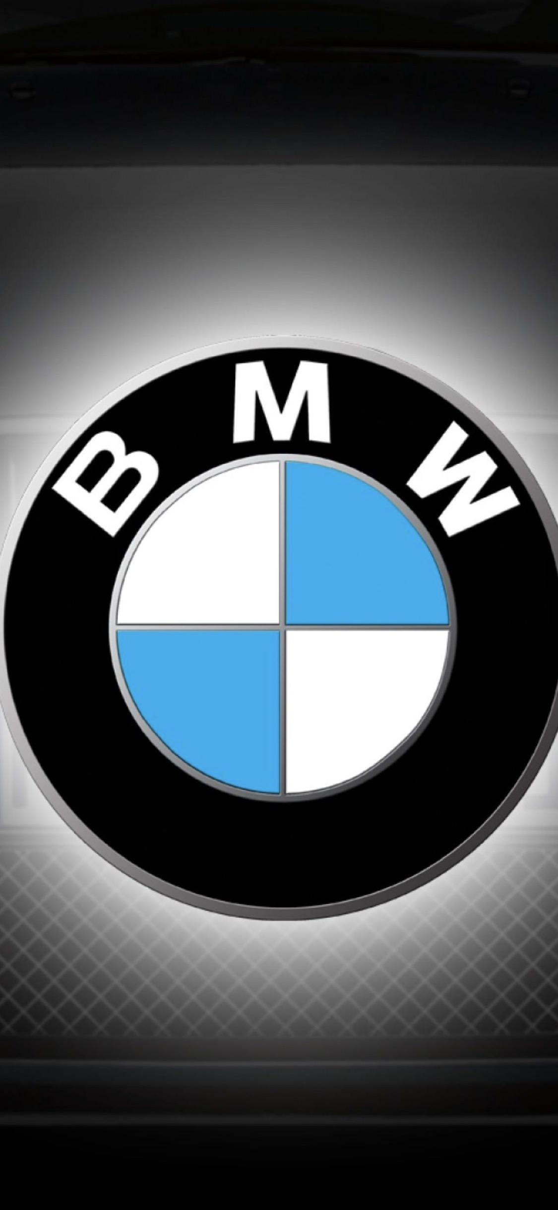 Bmw Logo Wallpaper Sc Iphonex