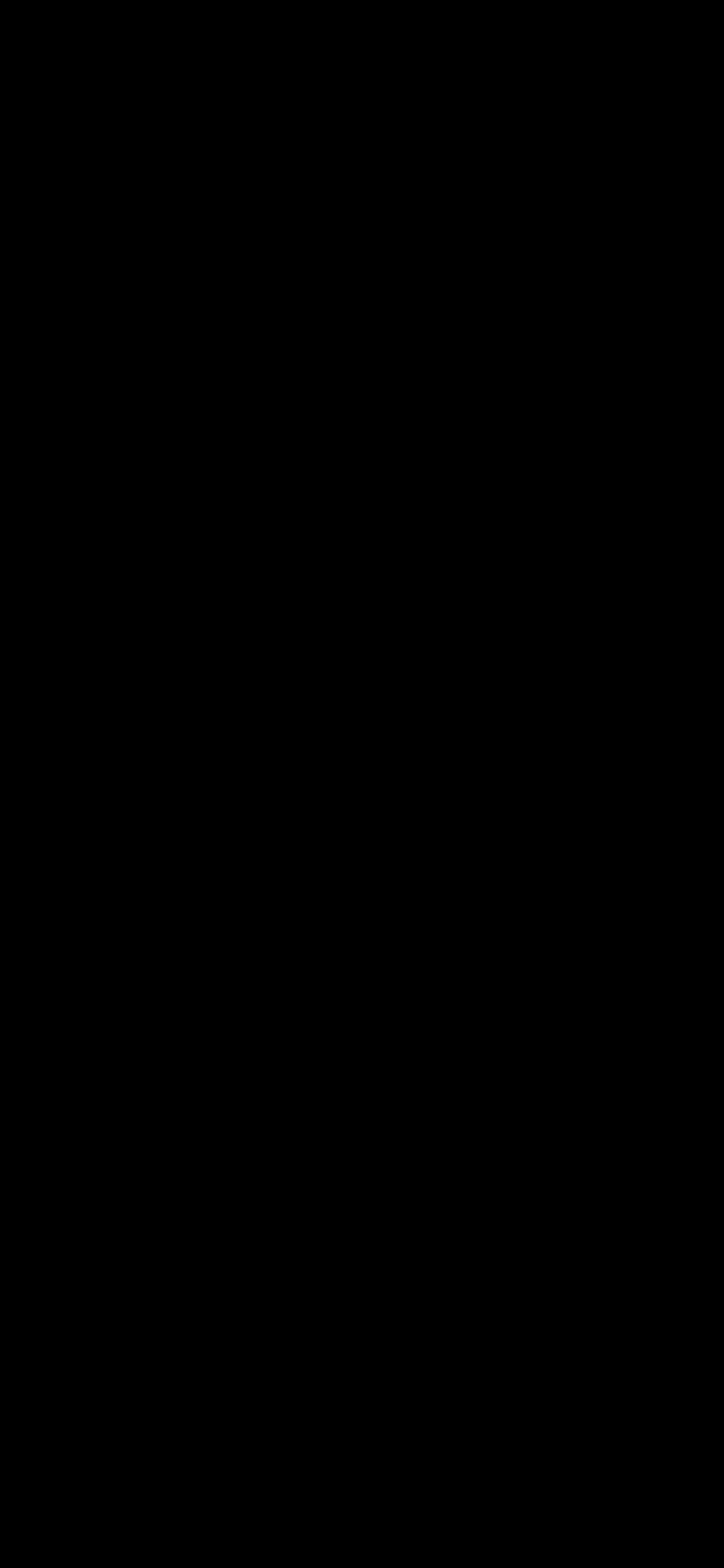 Black Wallpaper Sc Iphonex