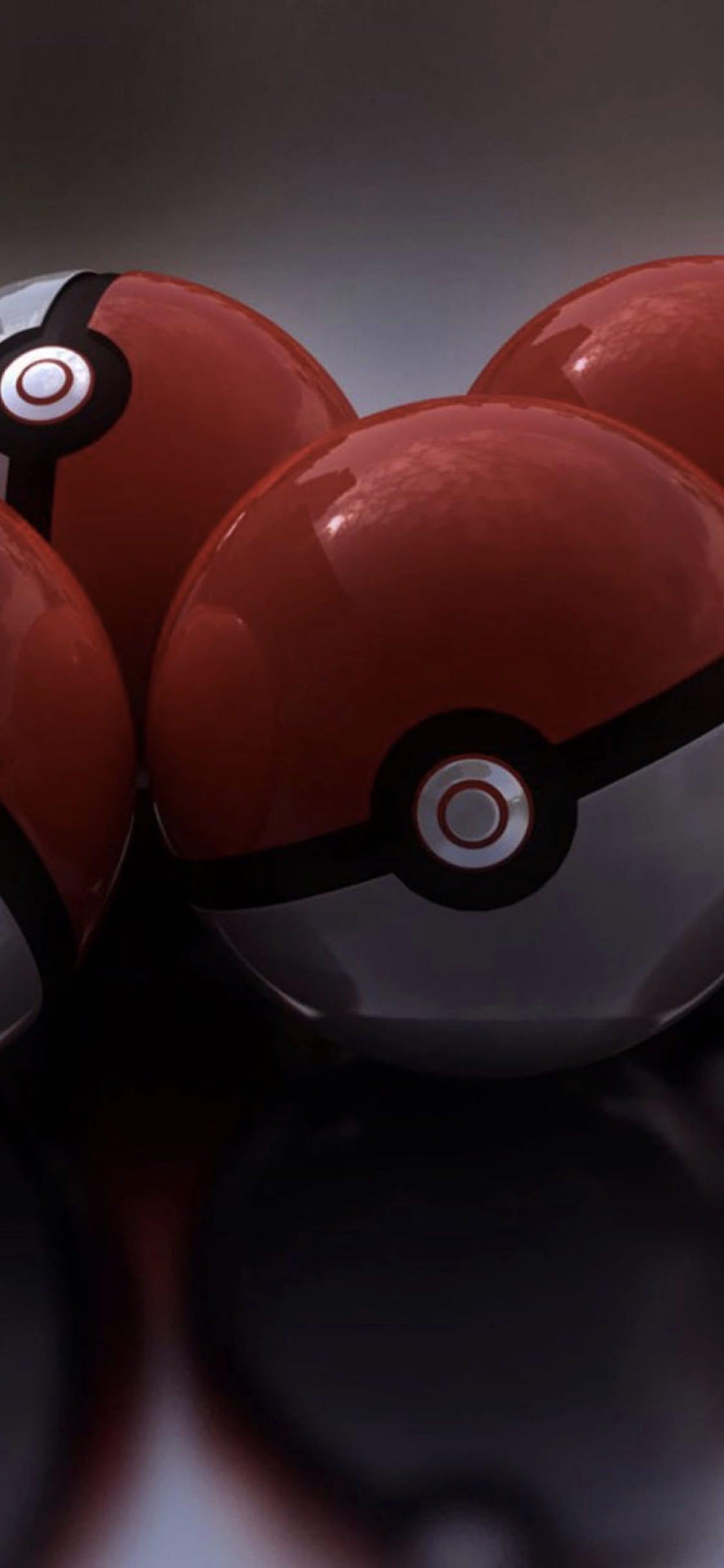Pokemon Monster Ball Style Wallpaper Sc Iphonexs