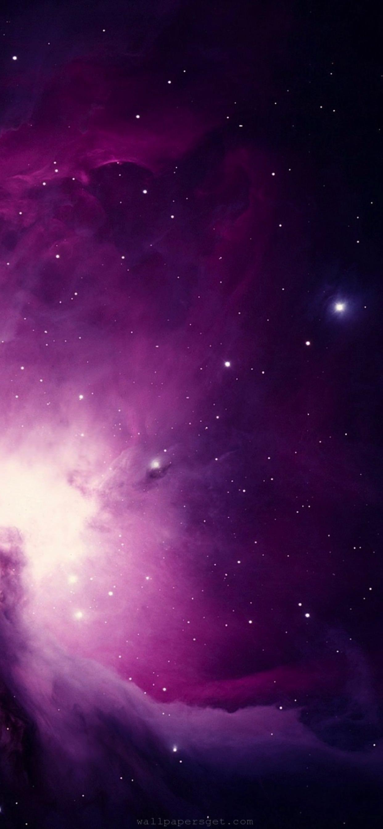 宇宙紫 Wallpaper Sc Iphone Xs Max壁紙