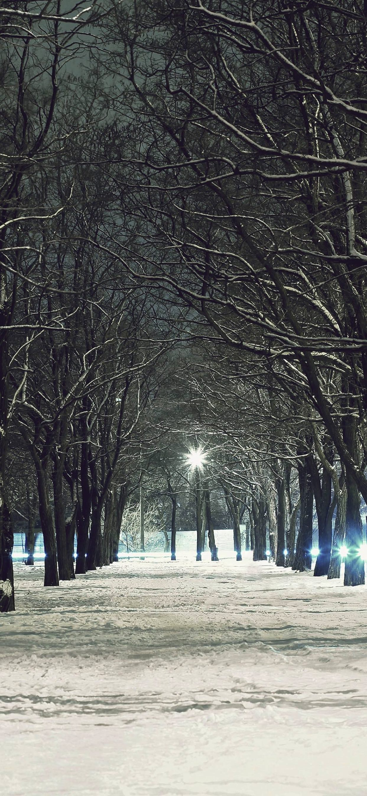 Landscape Ki Snow Wallpaper Sc Iphone Xs Max