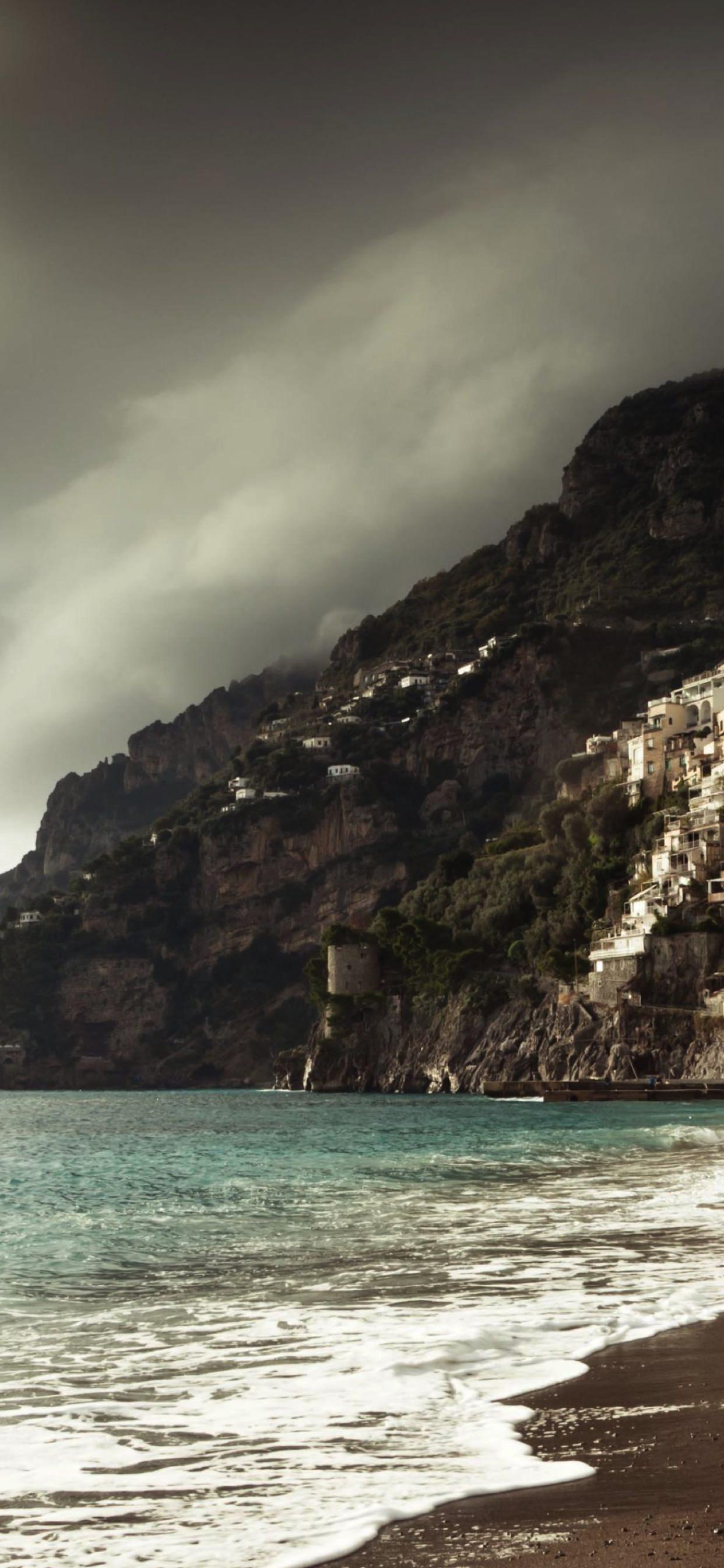 Landscape Sea Wallpaper Sc Iphone Xs Max
