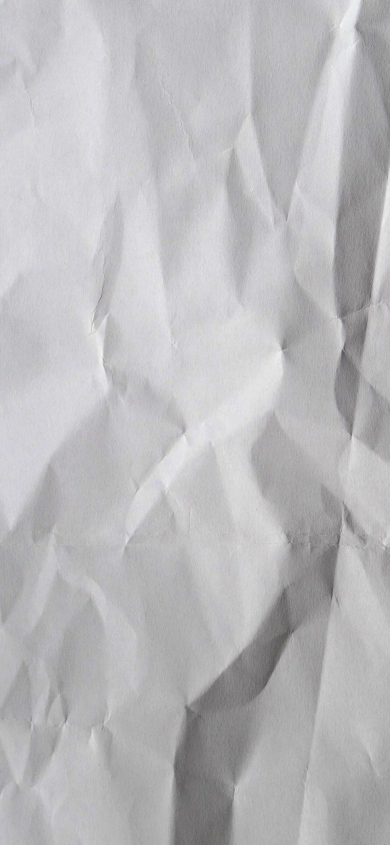 テクスチャ紙白しわ Wallpaper Sc Iphone Xs Max壁紙